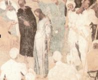 Sinopia al Museo della Certosa del Galluzzo