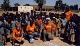 Run x You in Burkina Faso