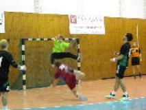 Un'immagine della partita Nonantola-Tavarnelle