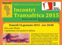 Volantino incontri Transafrica