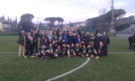 Finale di Coppa Italia Eccellenza. Vince il Sangimignano Sport