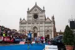 Firenze Marathon: il traguardo 2014