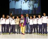 Premiazione del Pegaso per lo sport