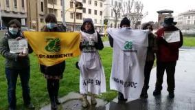 Mal'Aria 2015, manifestazione di Legambiente a Firenze