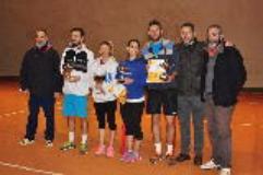 Al Ct Paolo Ciampi Coiano vincono Antonio Zucca e Mirea Signorini