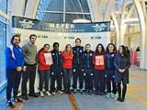 Azzurre e Biancorosse in visita al Meyer - Foto: Elisabetta Mancini
