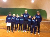 La squadra di Prato