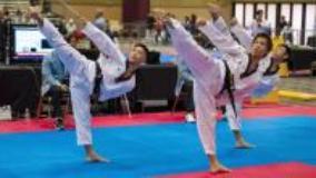 Taekwondo, forme maschile