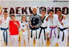 Premiazione campionato regionale Taekwondo (foto Antonello Serino)