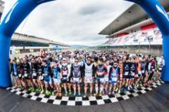 Sport. Duathlon Mugello Circuit