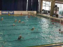La Prato Waterpolo in vasca