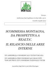 Locandina Congresso Uncem Toscana