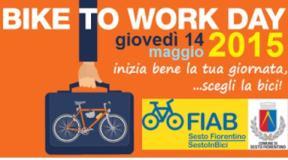 Banner Bike2Work Day 2015