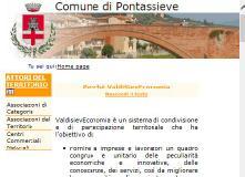 il portale www.valdisieveconomia.it