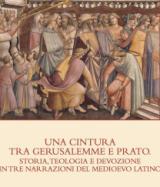 Copertina del libro 'Una cintura tra Gerusalemme e Prato'