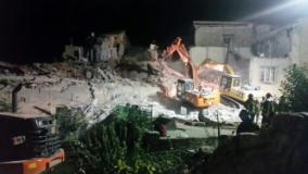 Terremoto centro Italia - (Foto Marco Zatini)