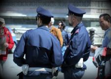 Poliziotti foto antonello serino redazione met