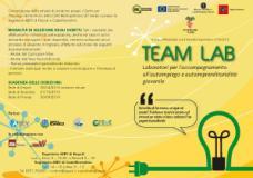 Team Lab - laboratori gratuiti