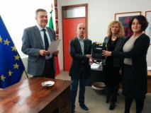 biuzzi_fabrizio_scuola_media_busoni_vanghetti_consegna_diplomi_dae (fonte comunicato)