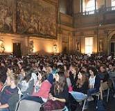foto di una scorsa edizione di Firenze cum laude (fonte comunicato)