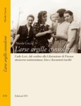 Copertina del libro di Nicola Coccia 'L'arse argille consolerai'