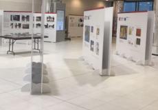 Mostra sull'alluvione all'aeroporto di Firenze