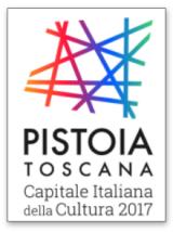 Logo di Pistoia Capitale Italiana della Cultura 2017