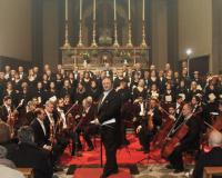 Giuseppe Lanzetta con l'Orchestra da Camera Fiorentina