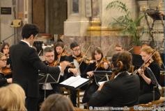 Nuova orchestra La Filharmonie, diretta dal M° Nima Keshavarzi