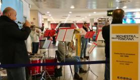 Christmas Welcome - Toscana Aeroporti accoglie i propri passeggeri di Pisa e Firenze
