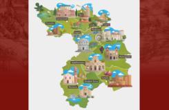 mappa circondario