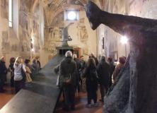 Museo Marini Pistoia - Cappella del Tau