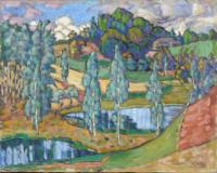 Pittura estone dalla collezione Enn Kunila, 1910 – 1940 - (Fonte foto Museo del Novecento)