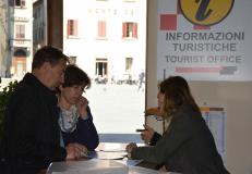 Pistoia, ufficio informazioni turistiche (foto Comune di Pistoia)