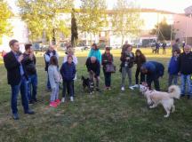 Nuova area cani a Spicchio