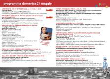 Programma evento a Castelfiorentino In/Canti e Banchi