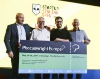 A Sharewood il People's Choice Award a Phocuswright Europe 2017