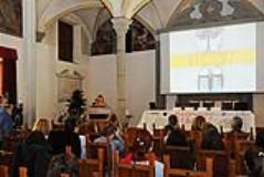Convegno con la presentazione di Grazia Tucci (foto Angelo Faiazza)