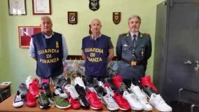 GdF Pisa: Operazione Summer Shoes