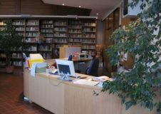 La biblioteca di Impruneta