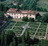 Giardino Villa di Castello
