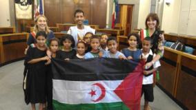 Fucecchio vicina al popolo Saharawi, donata la cittadinanza onoraria simbolica a dieci piccoli ambasciatori (Fonte foto comune di Fucecchio)