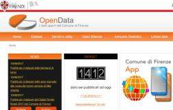 Open data del Comune di Firenze