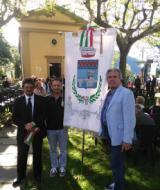 La delegazione di Signa a Sant'anna di Stazzema