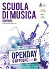 Scuola Musica Open day
