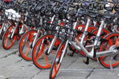 Bike sharing (foto Antonello Serino - Met)