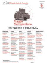 Manifesto del Maggio Metropolitano nell'Empolese-Valdelsa