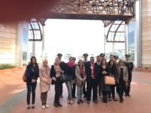 Magistrati europei in visita di scambio