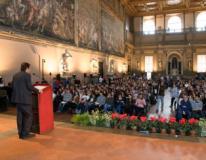 Firenze cum laude, immagine dalla cerimonia 2016