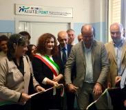 Inaugurazione Aiuto Point a Figline
